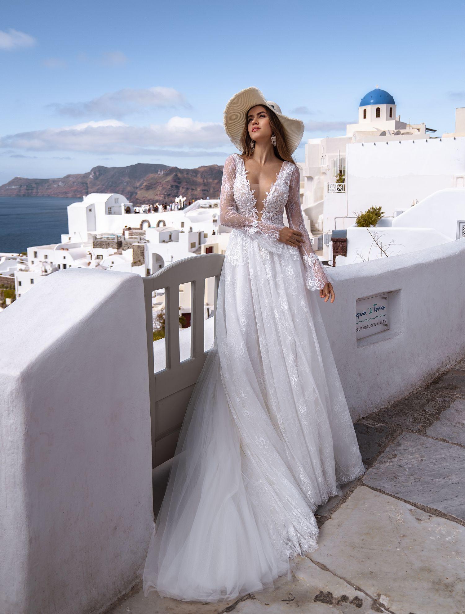 Свадебное платье 2020