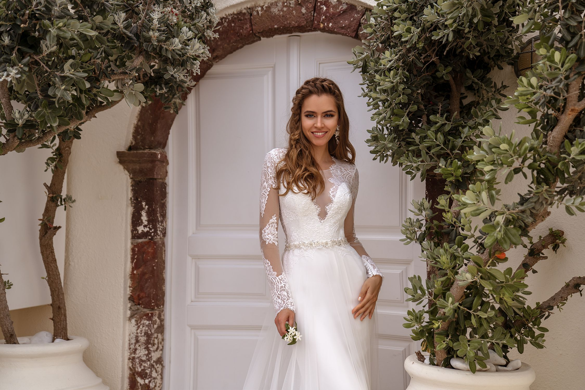 Wedding dress transformer exclusive wholesale from designers of TM Silviamo-1