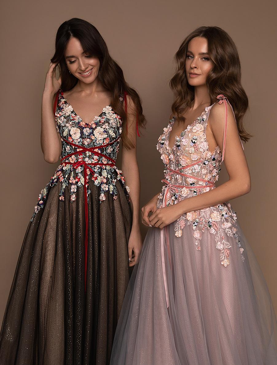 Вечерние платья оптом купите у производителя V-183-1