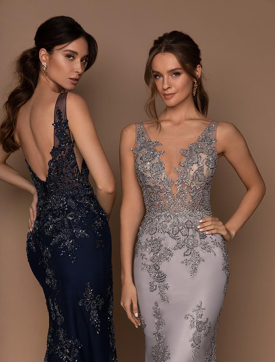 Вечерние платья оптом купите у производителя V-185-1