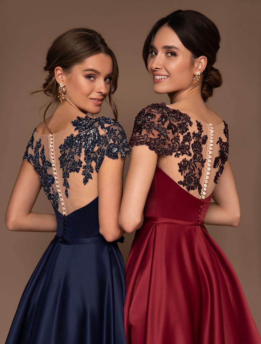 Evening Dresses ТМ Silviamo V-187-1