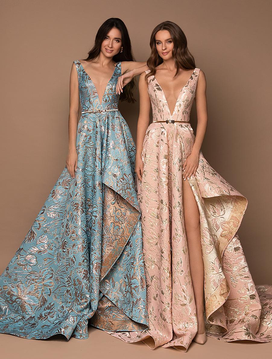 Вечірні сукні оптом V-189-1