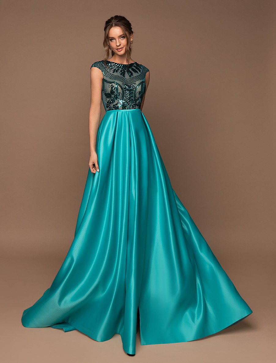 Evening Dresses ТМ Silviamo V-192-1