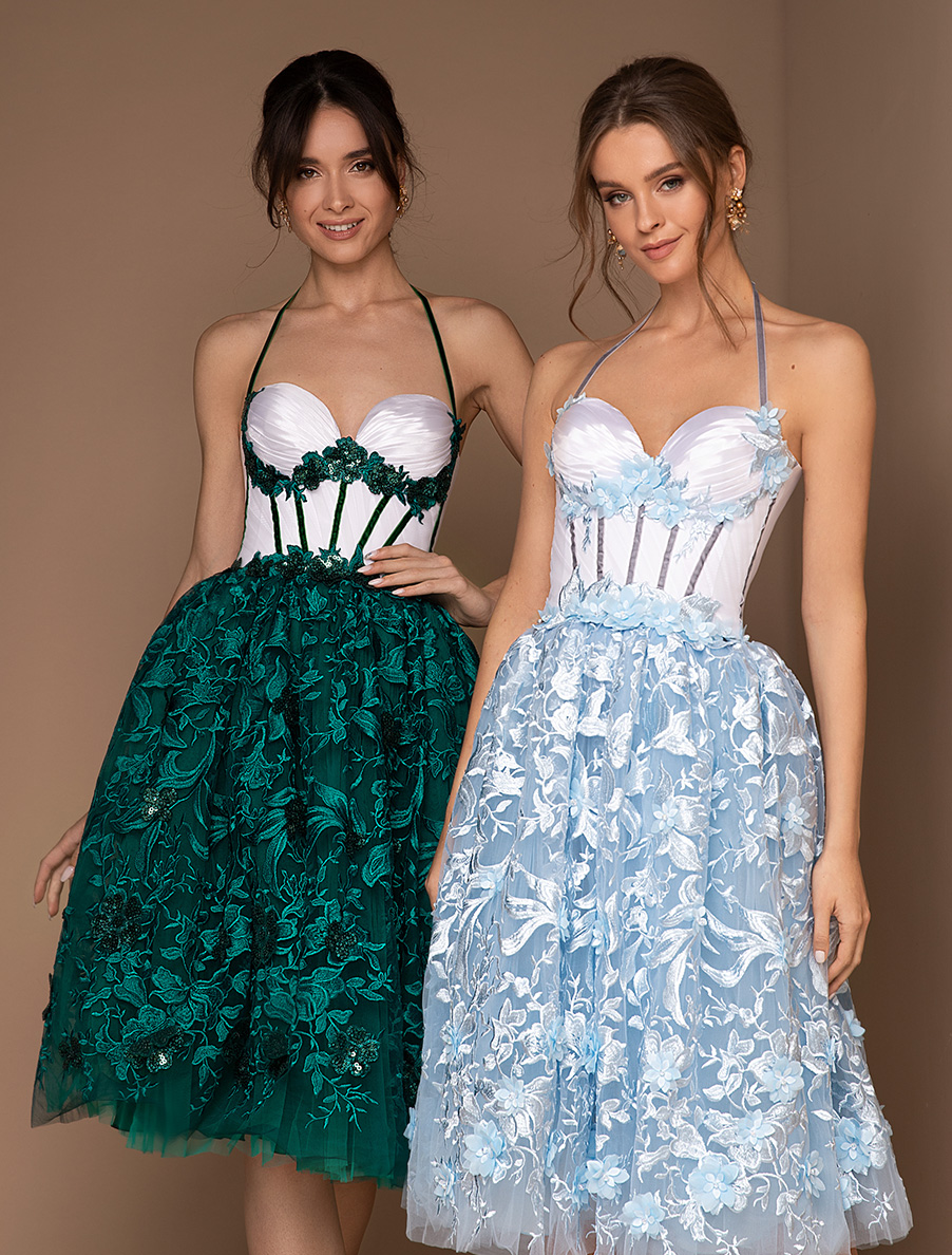 Evening Dresses ТМ Silviamo V-193-1
