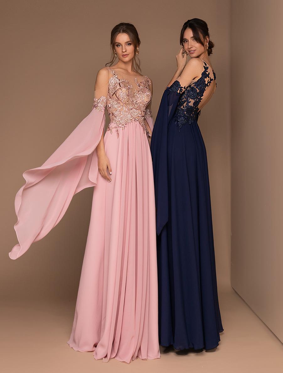 Evening Dresses ТМ Silviamo V-194-1