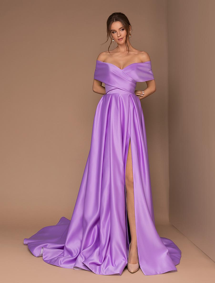 Вечерние платья оптом купите у производителя V-197-1