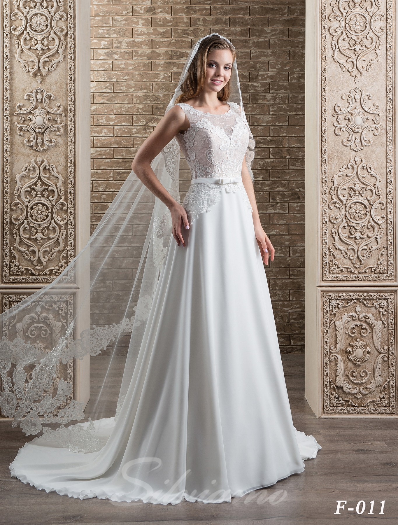 The fatin spanish veil model F-011-1