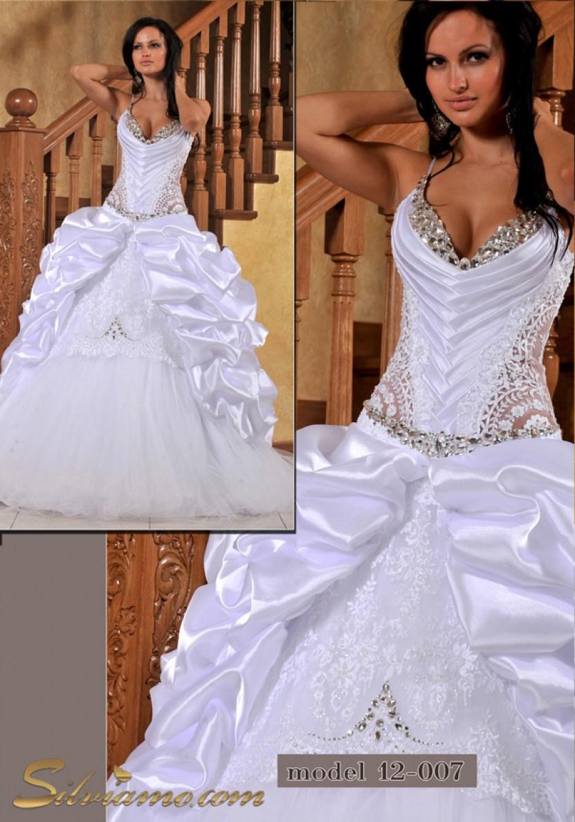 Красивые Эксклюзивные Свадебные Платья Фото