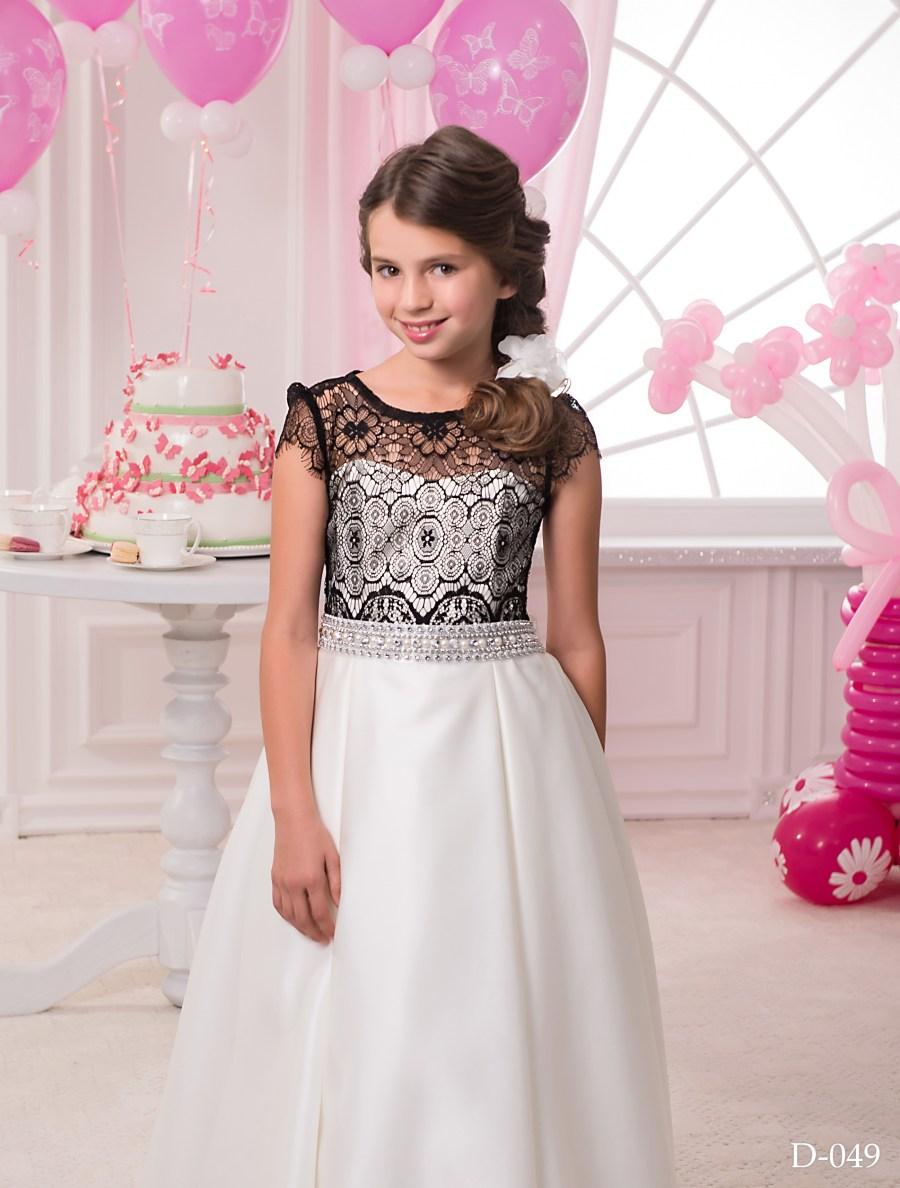 Дитячі нарядні сукні для маленьких принцес 46d29fbe88f2c