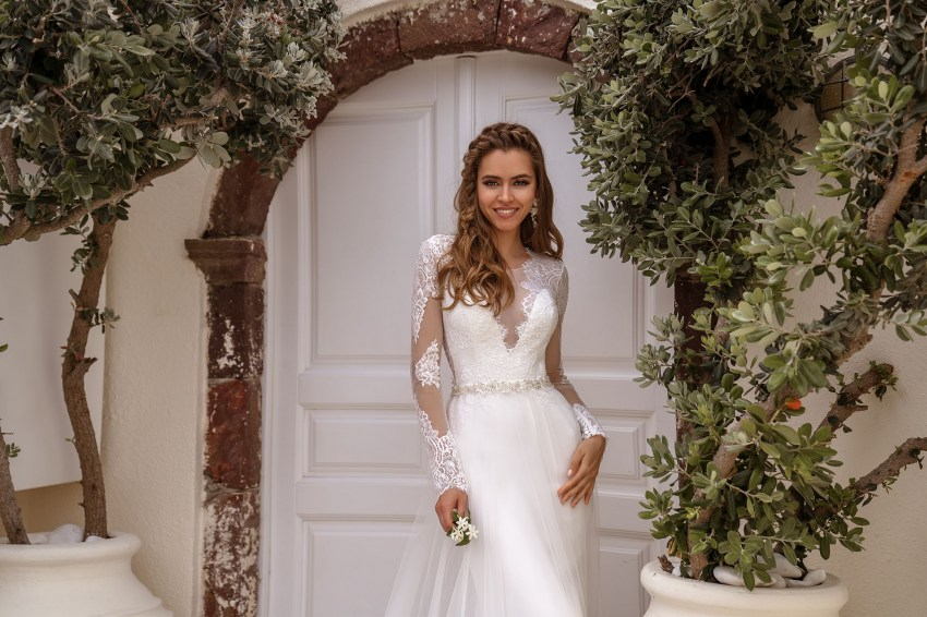 Wedding dress transformer exclusive wholesale from designers of TM Silviamo-2
