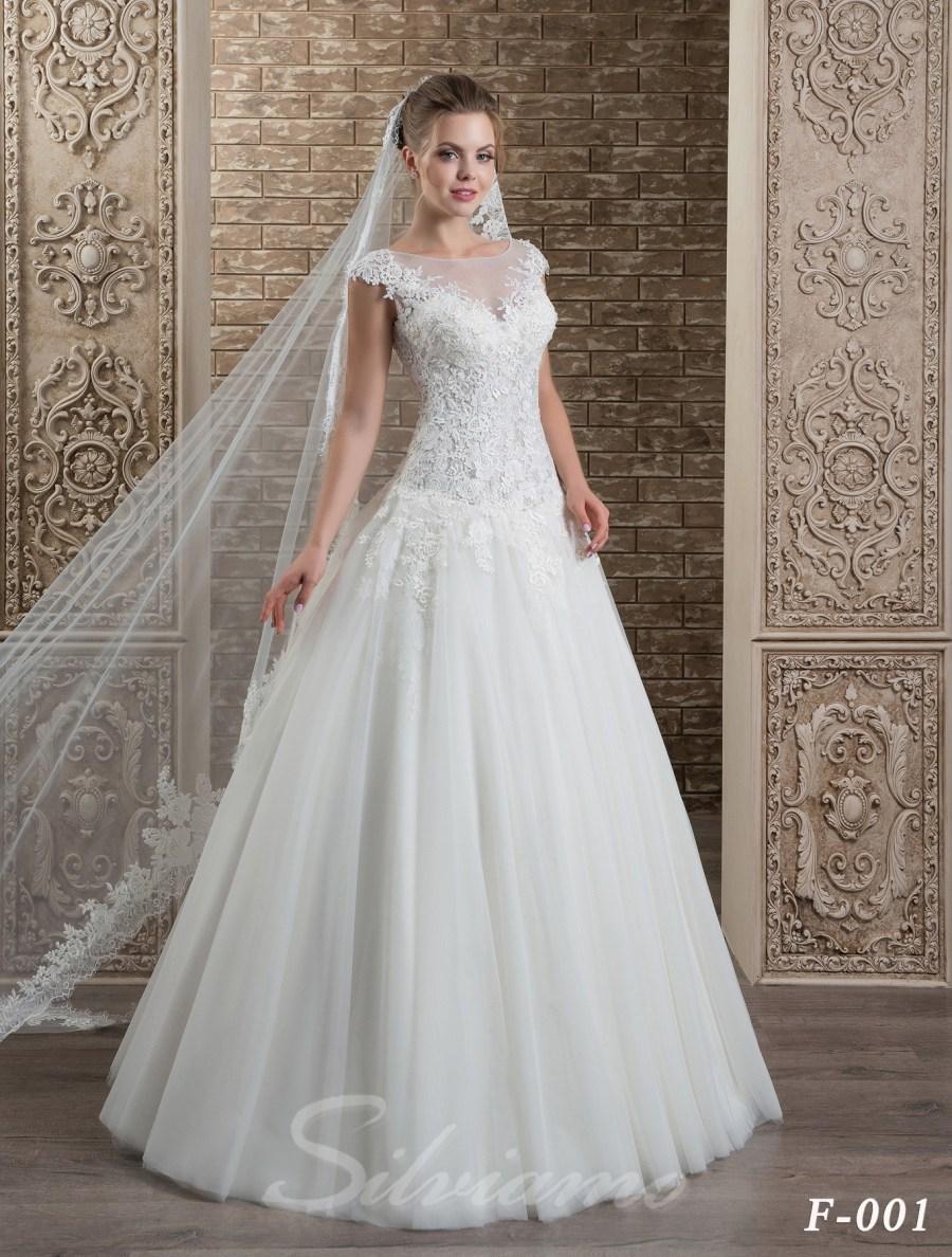 The fatin spanish veil model F-001-4
