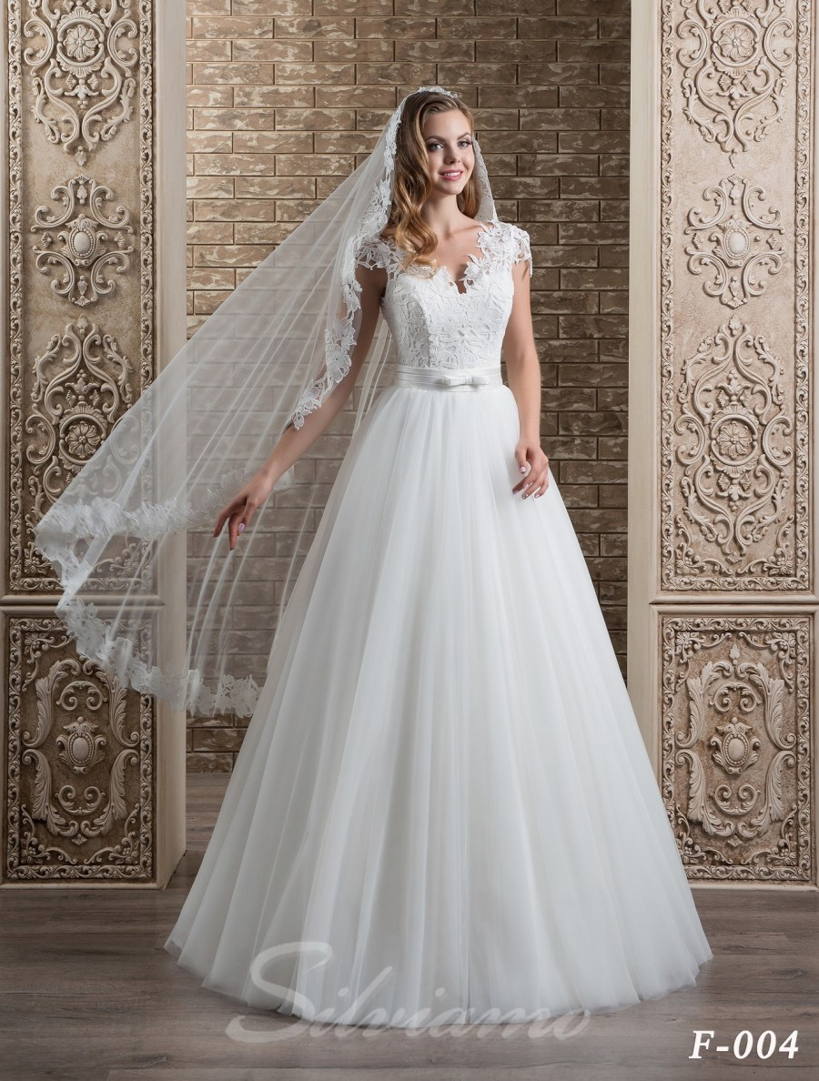 The fatin spanish veil model F-004-1