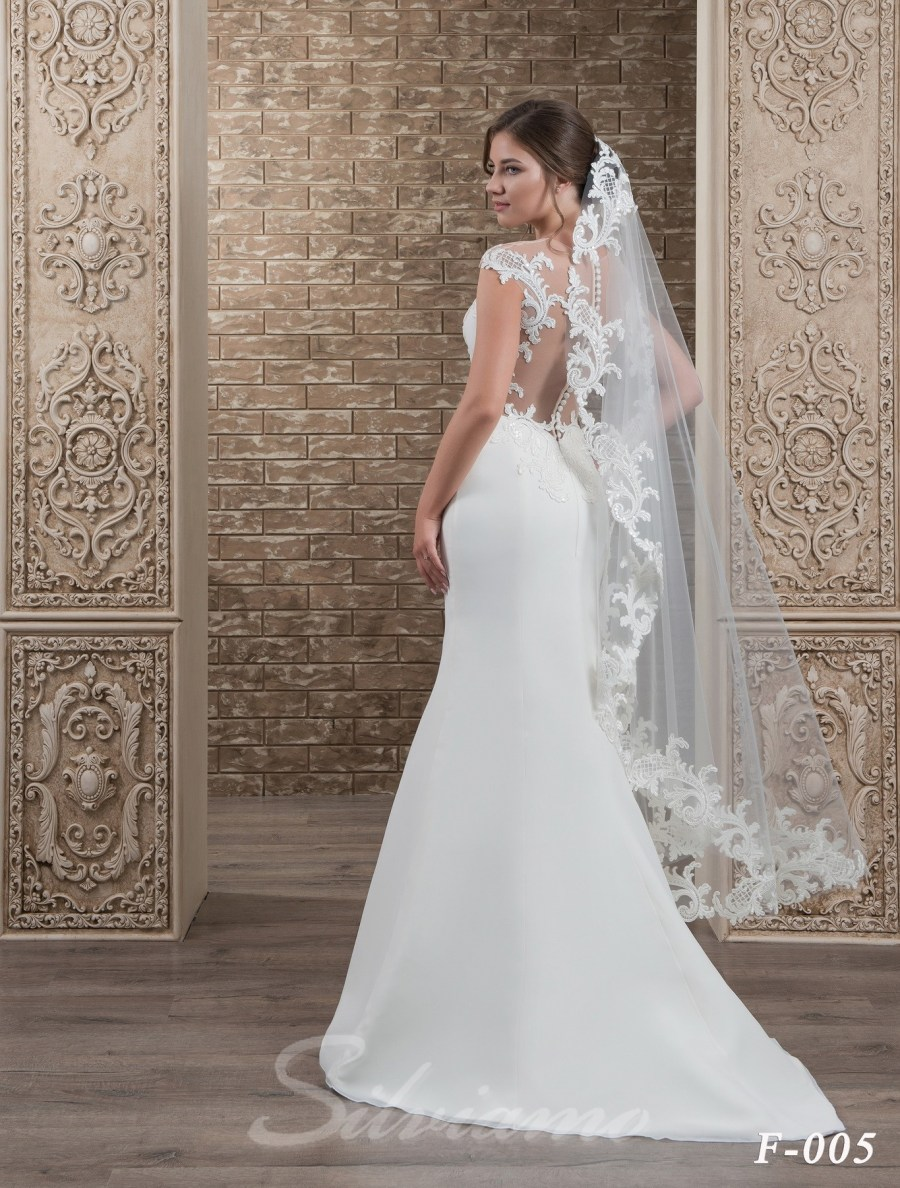 The fatin spanish veil model F-005-2