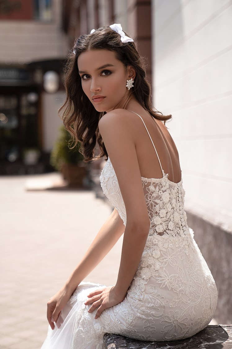 Wholesale wedding set from Silviamo S-568-IRMA