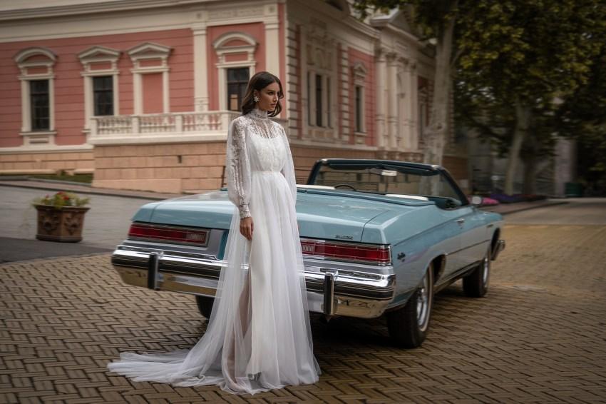 """Свадебный комплект в стиле """"бохо"""" от Silviamo-2"""