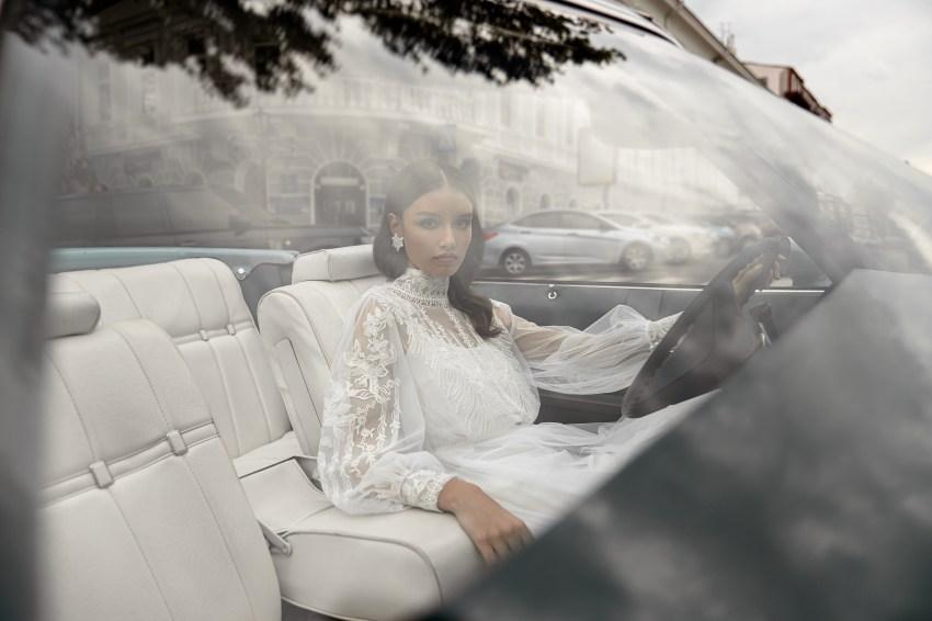 """Свадебный комплект в стиле """"бохо"""" от Silviamo-3"""